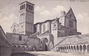 Italy Assisi Perugia Saint Francesco