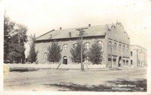 RPPC NIXON OPERA HOUSE Winnemucca, NV Humboldt Co. c1910s Vintage Photo Postcard