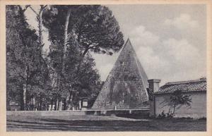 Piramide Di Caio Cestio, Roma (Lazio), Italy, 1900-1910s