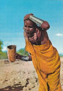 African Girl , KENYA , 50-70s