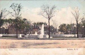 New York Buffalo Gates Circle 1907