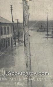 Bridge Left, Flood Middletown OH Unused