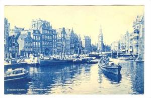 Binnen-Amstel mfi Sophtaplein , Amsterdam , Netherlands, 00-10s