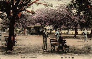 PC CPA YOKOHAMA Park JAPAN (a9315)