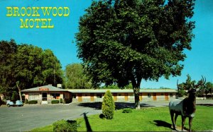Nevada Lovelack Brookwood Motel and Trailer Park 1979