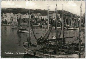 CARTOLINA d'Epoca - RIMINI provincia : Cattolica 1964