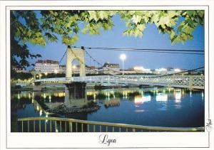France Lyon Town View