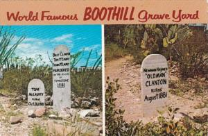 Arizona Tombstone Boothill Graveyard