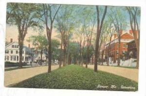 Residences On Broadway, Bangor, Maine, 00-10s