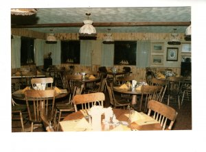 Large 5 X 7 inch Chignecto Motel and Dining Room. Amherst, Nova Scotia