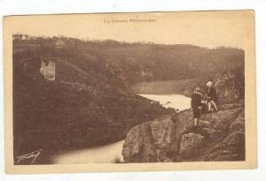 Crozant, France, 00-10s  Sur les Cotes de la Creuse