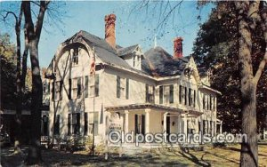 Lawnfield, Home of James A Garfield Mentor, OH, USA Unused