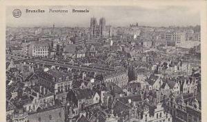 Belgium Brussels Panorama