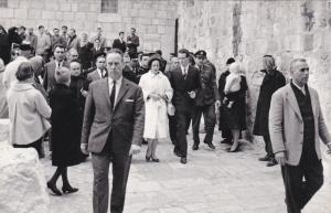 RP: King of Belgium in Iran , 1965
