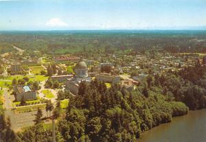 Olympia & Mount Rainier -