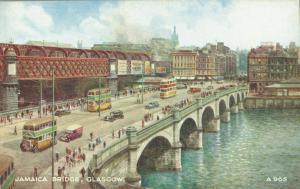 Scotland - Jamaica Bridge Glasgow 01.88