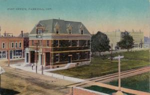 PARKHILL , Ontario , 1900-10s ; Post Office