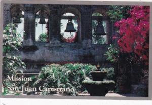 California Mission San Juan Capistrano Mission Courtyard