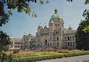 Canada Parliament Buildings Victoria British Columbia