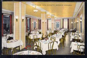 Dining Room Hotel Marinette,WI
