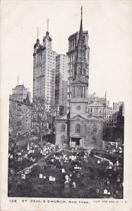 Saint Pauls Church New York City New York