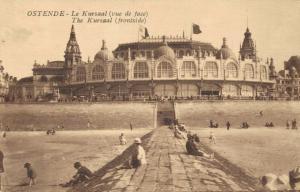 Belgium Ostende Le Kursaal The Kursaal 02.73