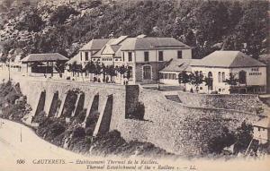 Cauterets , France , 00-10s ; Etablissement Thermal de la Raillere