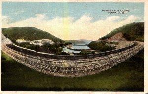 Pennsylvania Altoona Pennsylvania Railroad Horse Shoe Curve
