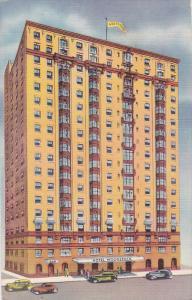 Hotel Woodstock, New York City, New York, 1930-1940s