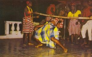 Jamaica Kingston Dancing The Limbo