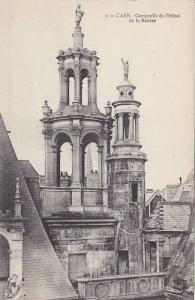 Campanile De l'Hotel De La Bourse, Caen (Calvados), France, 1900-1910s