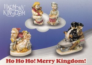 Harmony Kingdom CHRISTMAS Figures , 1990s