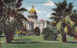 State Capitol Building Sacramento California