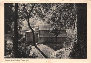 Turkey Sulphur Thermal Baths at Yalova Pavillon Turc Souvenir 1940