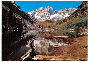 Maroon Bells Peak - Colorado