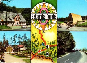 Poland Szklarska Poreba Multi View 1979