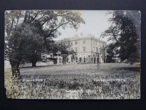 Hertfordshire SAWBRIDGEWORTH Pishiobury House c1904 RP Postcard