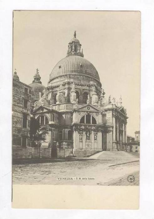 RP  VENEZIA- S. M. della Salute , Pre 1905 Italy