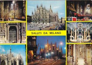 Italy Milano Multi View