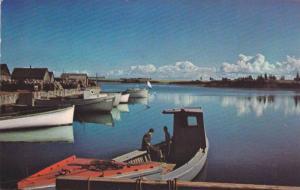 Malpeque Cove , P.E.I. , Canada , 50-60s