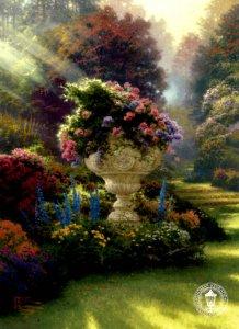 The Garden of Hope      Artist: Thomas Kinkade