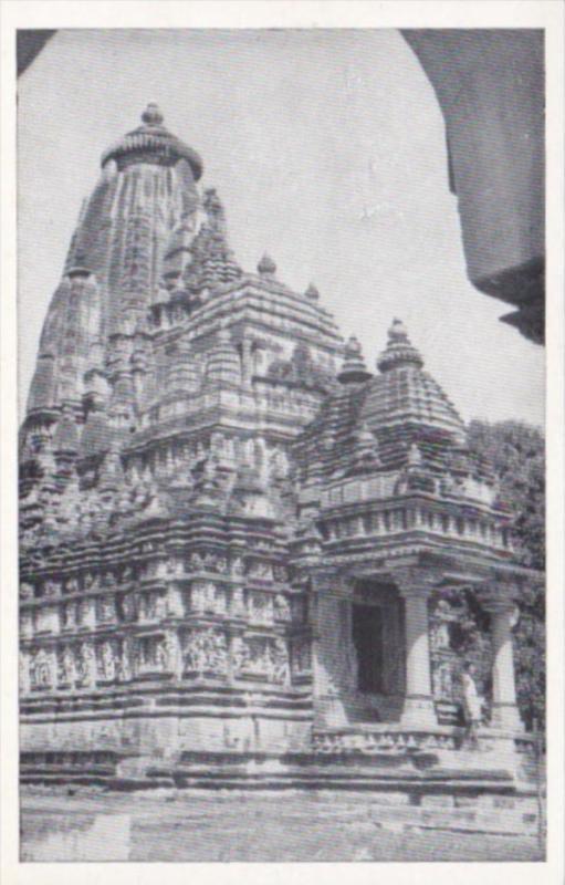 India Khajuraho Parsvanatha Temple Tenth Century