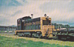 Southern Pacific Railway SP 1000 EMD SW1 Locomotive #1000