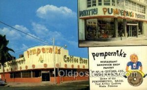 Miami Beach Florida USA Pumperniks Unused