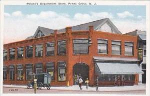 New Jersey Penns Grove Polands Department Store