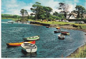 Post Card Ireland Southern Ireland Sligo Town Daravogue River and Doorly Park