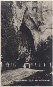 RP; SIRACUSA, Sicilia, Italy, 1910's-1920's; Orecchio Di Dionisio