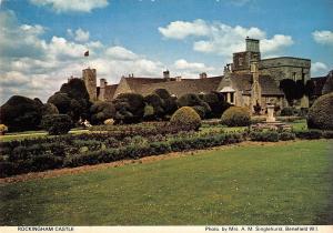 B100631 rockingham castle uk