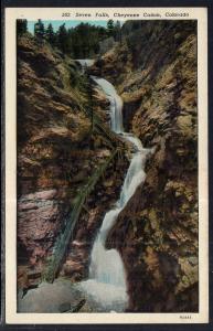Seven Falls,Cheyenne Canon,CO