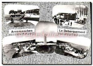 Modern Postcard Arromanches Calvados